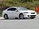 2009 Acura TSX Premium White Pearl