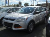 2014 Ingot Silver Ford Escape S #98016906
