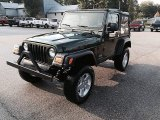 2006 Jeep Green Metallic Jeep Wrangler SE 4x4 #98017046