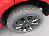 Land Rover LR2 Wheels and Tires