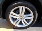 Volkswagen Touareg 2012 Wheels and Tires