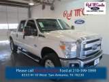 2015 Oxford White Ford F250 Super Duty XLT Crew Cab 4x4 #98053373