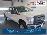 2015 Oxford White Ford F250 Super Duty XL Crew Cab 4x4 #98053371