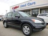 2010 Crystal Black Pearl Honda CR-V LX #98053827