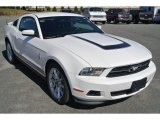 2011 Performance White Ford Mustang V6 Premium Coupe #98093063