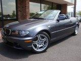 2006 Sparkling Graphite Metallic BMW 3 Series 330i Convertible #9327466