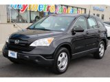 2007 Nighthawk Black Pearl Honda CR-V LX #98093192