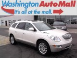 2009 White Diamond Tricoat Buick Enclave CXL AWD #98092877