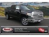 2015 Attitude Black Metallic Toyota Tundra 1794 Edition CrewMax 4x4 #98092690