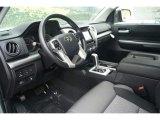 2015 Toyota Tundra SR5 CrewMax 4x4 Black Interior