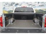2015 Toyota Tundra SR5 CrewMax 4x4 Trunk
