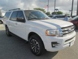Oxford White Ford Expedition in 2015