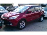 2015 Ruby Red Metallic Ford Escape SE #98092812