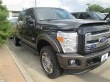 2015 Tuxedo Black Ford F250 Super Duty King Ranch Crew Cab 4x4 #98092810