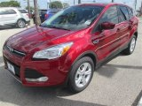 2015 Ruby Red Metallic Ford Escape SE #98128187
