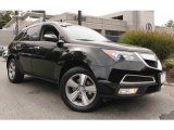 2011 Crystal Black Pearl Acura MDX Technology #98128225