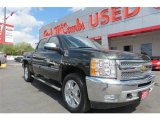 2013 Fairway Metallic Chevrolet Silverado 1500 LT Crew Cab 4x4 #98128218
