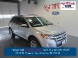 2014 Ingot Silver Ford Edge Limited #98128166