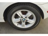 BMW Z3 2001 Wheels and Tires