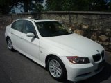 2007 Alpine White BMW 3 Series 328i Sedan #9388637