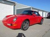 1995 Guards Red Porsche 911 Carrera Cabriolet #98150342