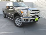 2015 Magnetic Ford F250 Super Duty Lariat Crew Cab 4x4 #98150171