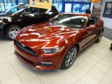 2015 Ruby Red Metallic Ford Mustang GT Premium Coupe #98149994