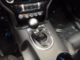 2015 Ford Mustang GT Premium Coupe 6 Speed Manual Transmission