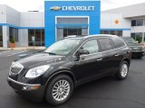 2010 Carbon Black Metallic Buick Enclave CXL AWD #98150091
