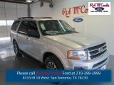 2015 Ingot Silver Metallic Ford Expedition XLT #98149975