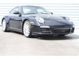 2012 Black Porsche 911 Carrera 4S Coupe #98150258