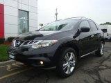 2011 Super Black Nissan Murano LE AWD #98150193