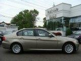 2009 Platinum Bronze Metallic BMW 3 Series 328xi Sedan #9280882