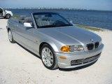 2003 Titanium Silver Metallic BMW 3 Series 330i Convertible #98149887