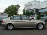 2009 Platinum Bronze Metallic BMW 3 Series 328xi Sedan #9280881