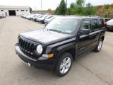 2015 Jeep Patriot Black