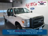 2015 Oxford White Ford F250 Super Duty XL Crew Cab 4x4 #98180835