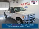 2015 Oxford White Ford F250 Super Duty XLT Super Cab #98180834