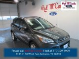 2015 Magnetic Metallic Ford Escape Titanium #98180832
