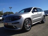 2014 Billet Silver Metallic Jeep Grand Cherokee SRT 4x4 #98180762