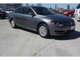 2014 Reflex Silver Metallic Volkswagen Passat 1.8T S #98181223