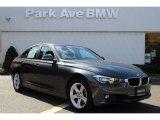 2014 Mineral Grey Metallic BMW 3 Series 328i xDrive Sedan #98180813