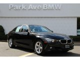 2014 Black Sapphire Metallic BMW 3 Series 328i xDrive Sedan #98180811