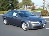 2005 Anthracite Metallic Acura TL 3.2 #963432