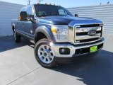 2015 Blue Jeans Ford F250 Super Duty Lariat Crew Cab 4x4 #98181008