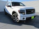2014 Oxford White Ford F150 FX4 SuperCrew 4x4 #98180993