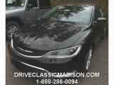 2015 Black Chrysler 200 Limited #98218929