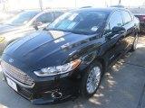 2015 Tuxedo Black Metallic Ford Fusion Hybrid SE #98247493