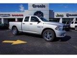 2014 Bright Silver Metallic Ram 1500 Express Quad Cab #98247558