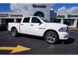 2014 Bright White Ram 1500 Express Crew Cab #98247557